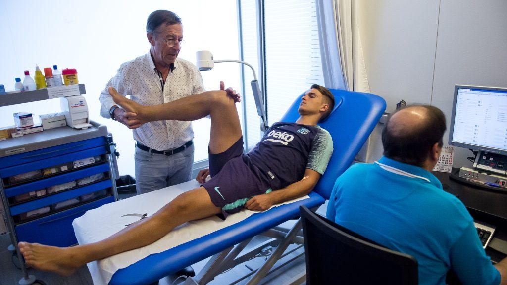 2018-07-11_REVISIO MEDICA PRIMER EQUIP i B_VICTOR - Barça