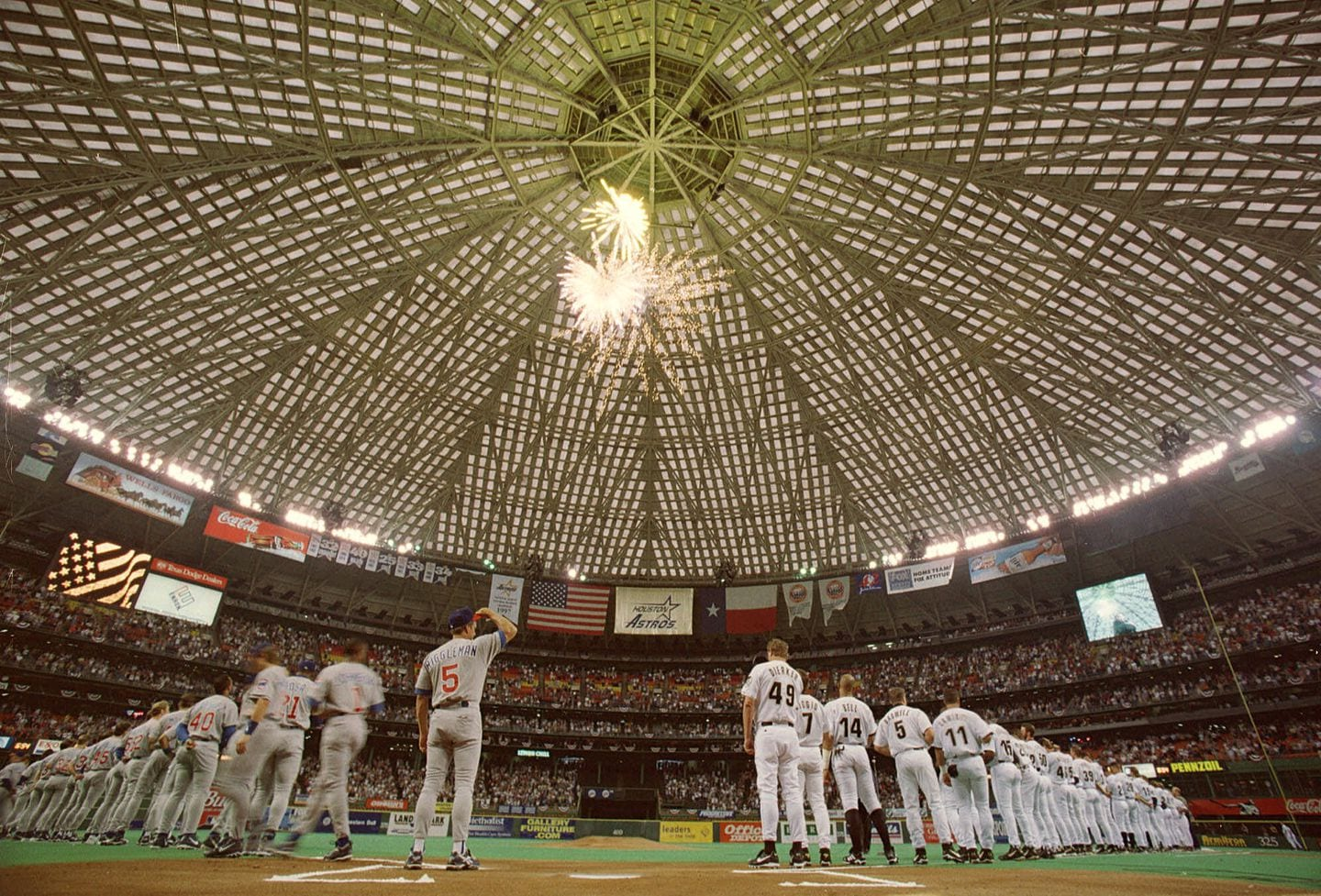 Houston Astrodome (Photo by Pat Sullivan)