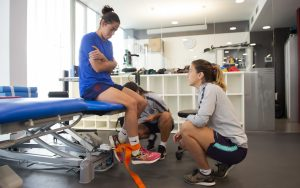 Specialized Program in Sports Medicine