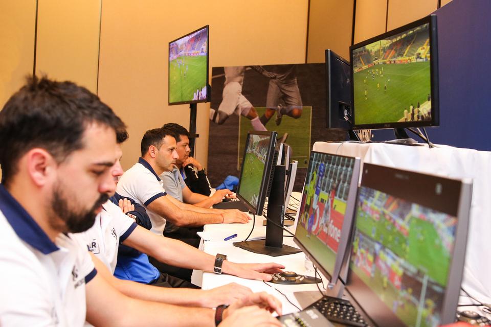 Analista de Rendimiento en Fútbol