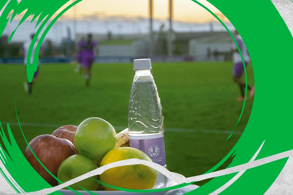 Base de la Nutrición Aplicada al Fútbol
